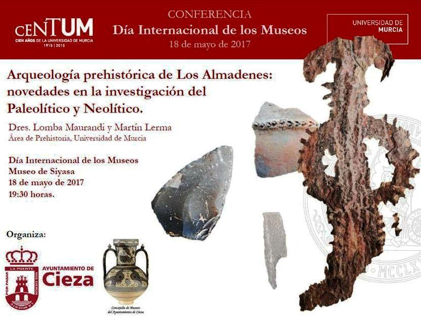 Conferencia en el Museo Siyâsa por el 'Día Internacional de los Museos'