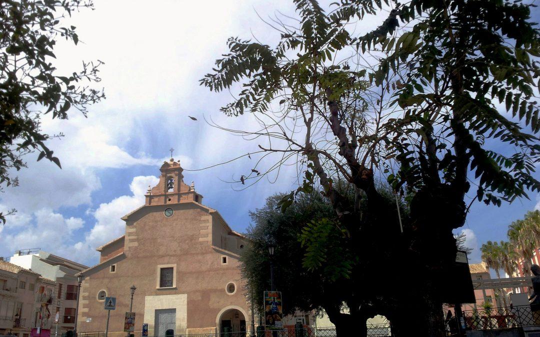 Procesion 'Octava del Corpus' de la Parroquia de San Joaquín 2018
