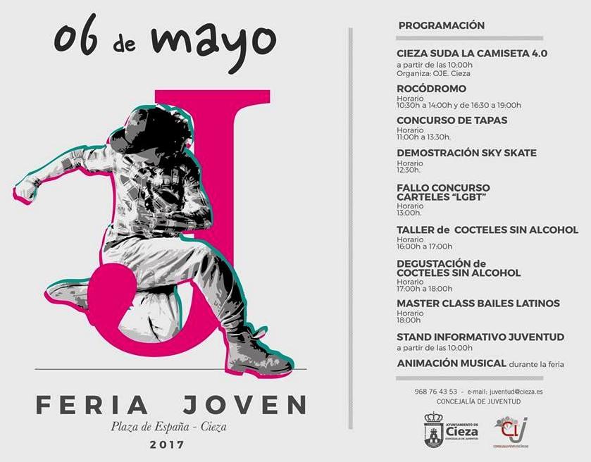 Feria Joven en la Plaza de España