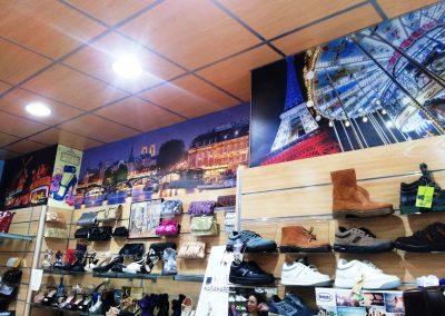 Foto de la tienda de calzado HiperCalzados Cieza.