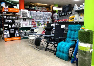 foto de la tienda de BricoCentro Soler, tu centro de bricolaje en Cieza.