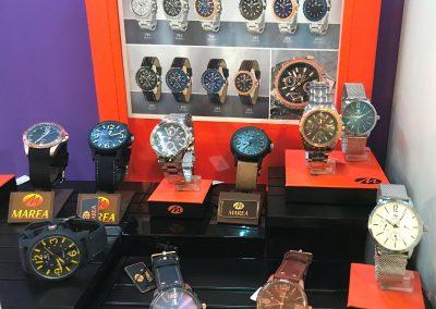 Foto del Expositor de relojes Marea en Joyería y Relojería Ruiz de Cieza.