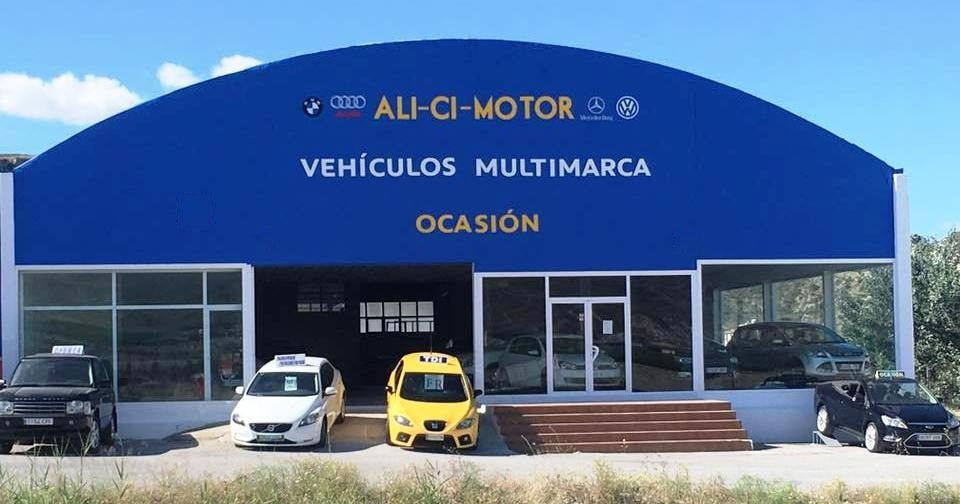 Ali-Ci Motor