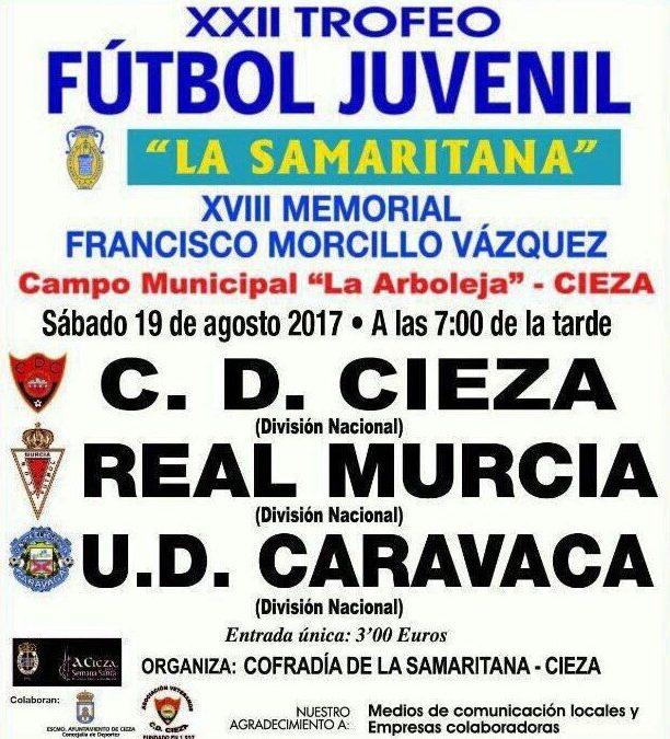 XXII Trofeo de Fútbol Juvenil 'La Samaritana' – Memorial Francisco Vázquez Morcillo