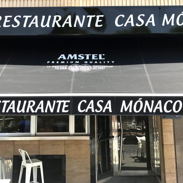 Restaurante Casa Mónaco