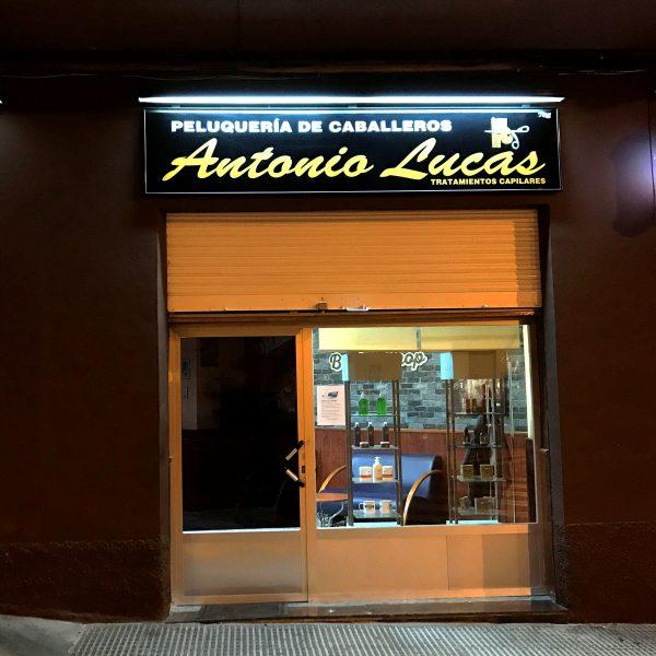 Peluquería de Caballeros Antonio Lucas