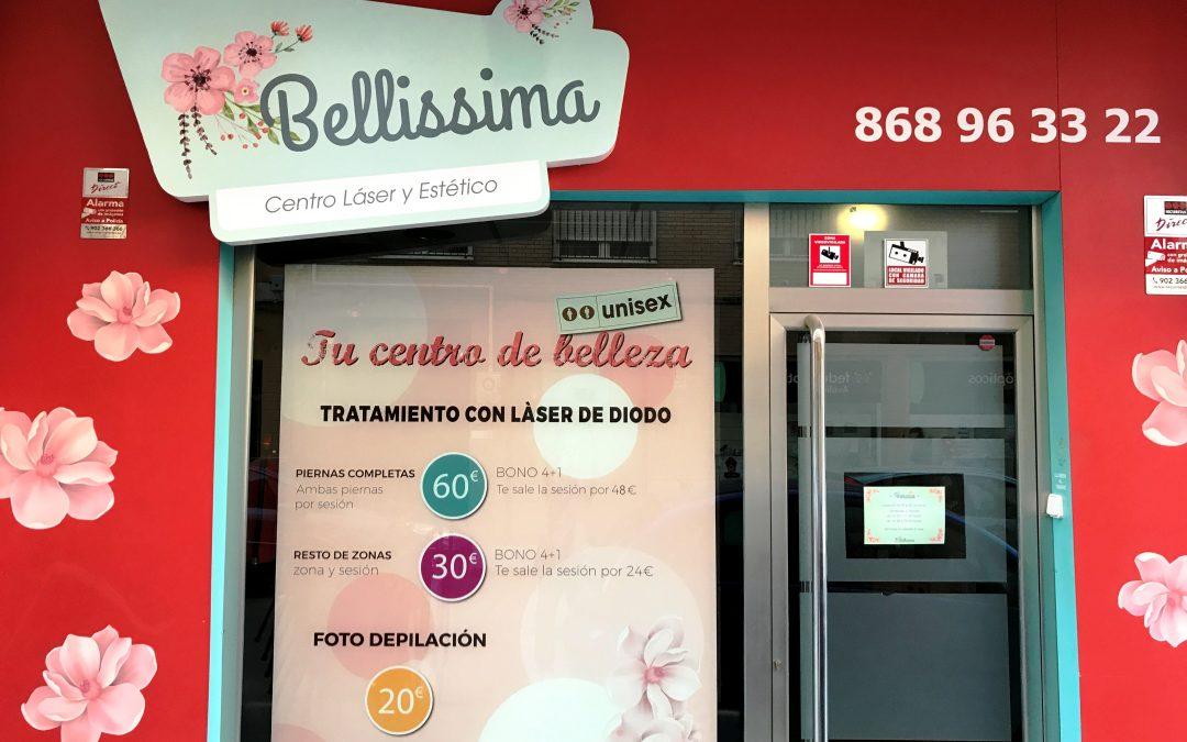 Bellissima, Centro Estético y Láser
