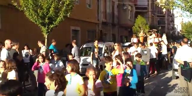 XIII Encuentro de Tercios Infantiles de la Semana Santa de Cieza