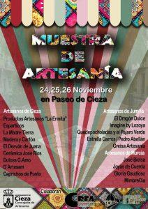 Muestra de Artesanía en Cieza @ Paseo de los Mártires, Cieza