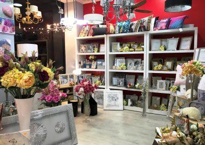 Fotografía de Decoravi, tienda de decoración e iluminación en Cieza.