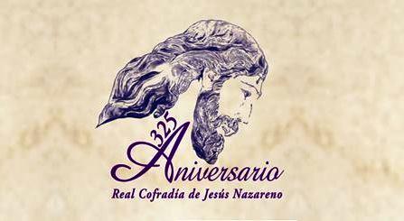 Misa de Acción de Gracias y Acto de Clausura del 325 Aniversario de la Real Cofradía de Nuestro Padre Jesús Nazareno en la Basílica de la Asunción