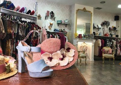 Foto de uno de los zapatos de Dafne tu tienda de moda y complementos en Cieza.