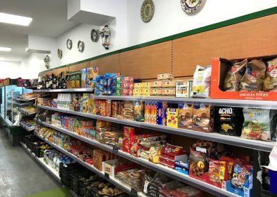Foto del Interior Supermercado Los Tres Puentes, Cieza.