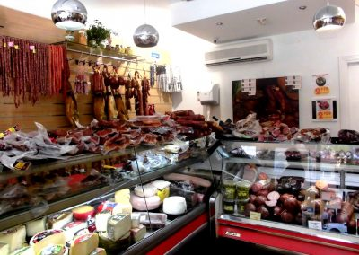 Foto de la Tienda de Embutidos Artesanos Calentejo, Cieza.