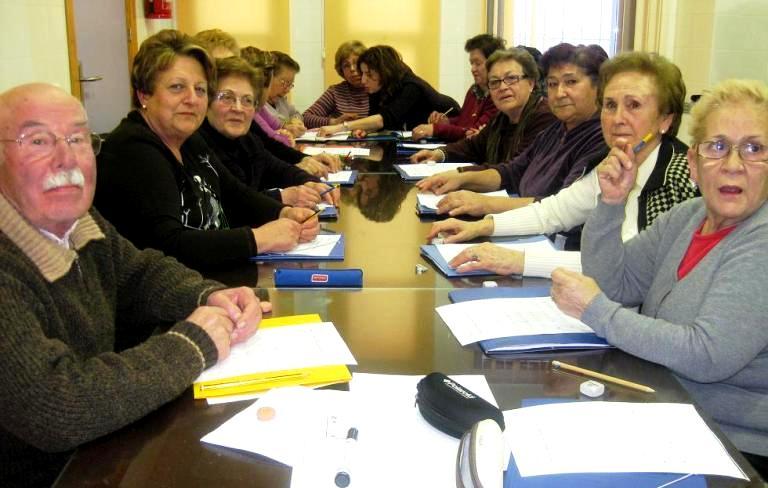 Fundaci n la caixa y el ayuntamiento de cieza 15 a os trabajando conjuntamente por los - Compartir piso con personas mayores ...
