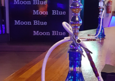 Foto de la Cachimba en Moon Blue Cieza.