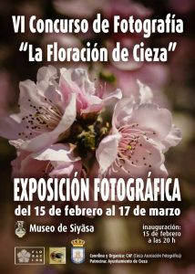 """Exposición fotográfica del VI Concurso """"La Floración de Cieza"""" @ Museo de Siyâsa."""