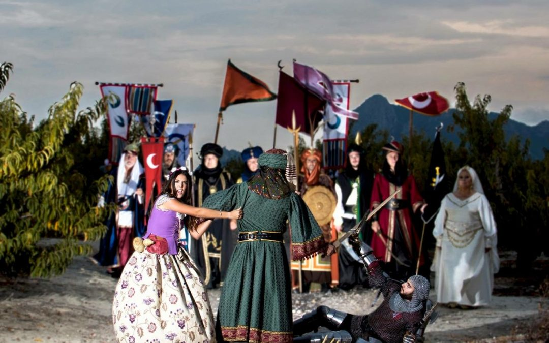 Programa de las Fiestas del Escudo 'La Invasión' de Cieza 2018