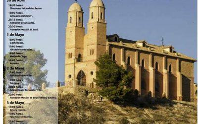 Este lunes 30 de Abril comienzan las fiestas de Santa Clara 'La Ermita'