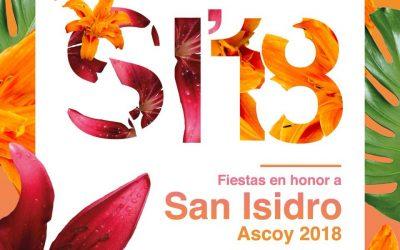 Fiestas de Ascoy 'San Isidro 2018'