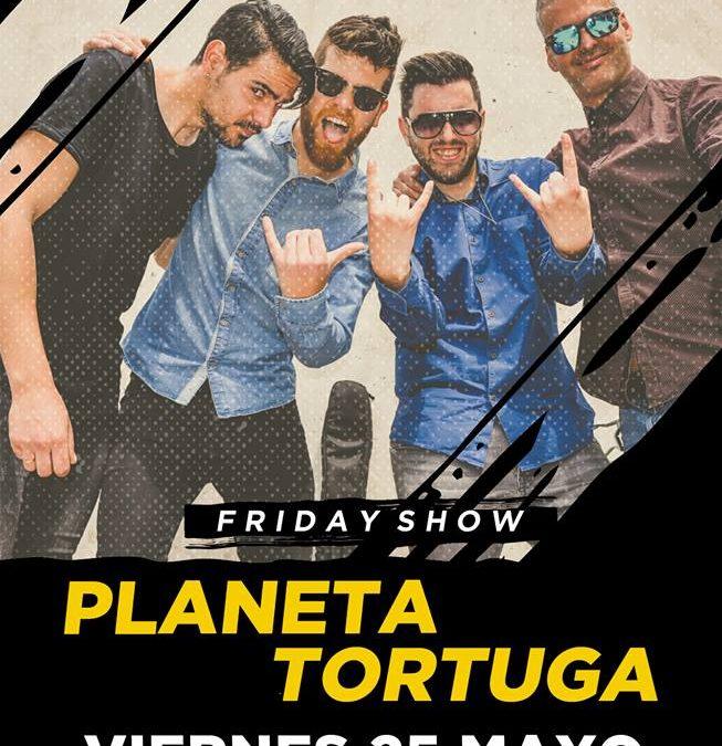 Concierto de Planeta Tortuga en Aristogatos Coffee Cieza