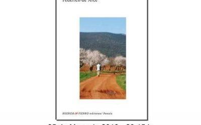 Presentación del libro 'Alma de cántaro' del ciezano Federico de Arce