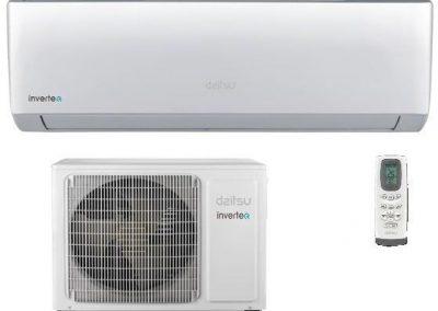 Foto de un equipo de aire acondicionado de venta en la web Redpricexl.com