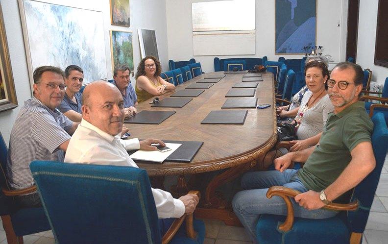 Aguas de Cieza invertirá 200.000 euros en el colector de Ascoy