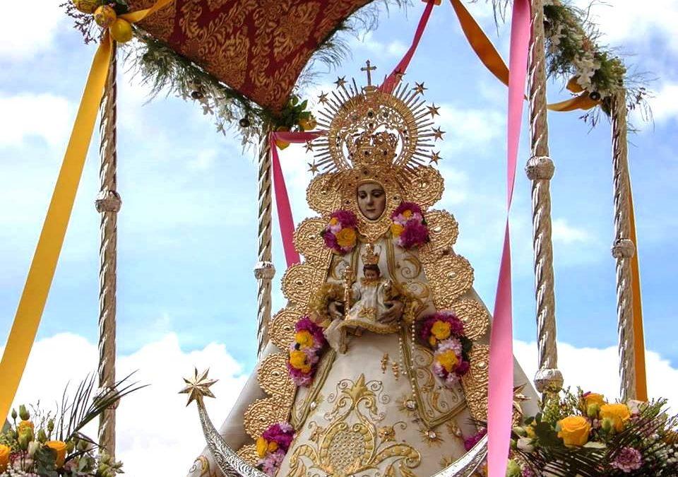 Misa Rociera en la parroquia de San Joaquín