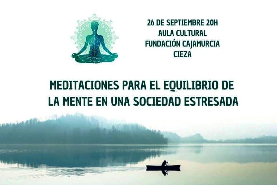 Charla-Práctica para conocer los beneficios de la meditación