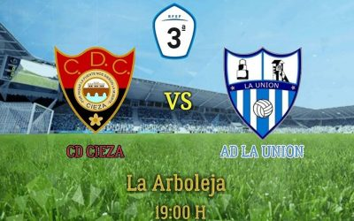 El Cieza juega su primer partido en la Arboleja en esta nueva temporada