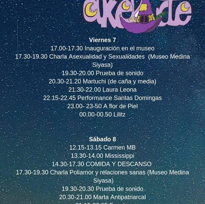 I Festival Solidario Akelarte