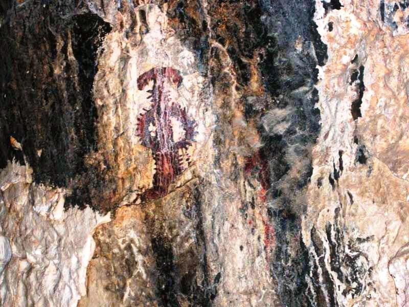 El ídolo de la Cueva-Sima de la Serreta propuesto a petición popular para ser Símbolo del Arte Rupestre de la Región de Murcia
