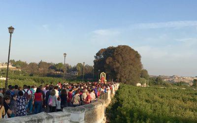 Cieza acompañará en romería a su patrona la Virgen del Buen Suceso