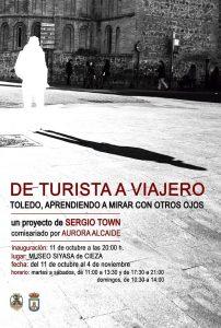 'De Turista a Viajero', nueva exposición fotográfica de Sergio Town @ Museo de Siyâsa, Cieza.
