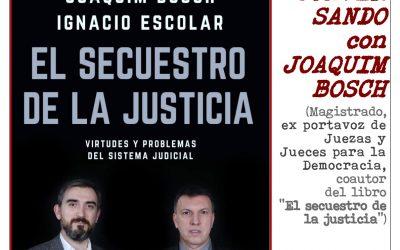 """Café-tertulia: """"Conversando con Joaquín Bosch"""" en el Museo del Esparto"""