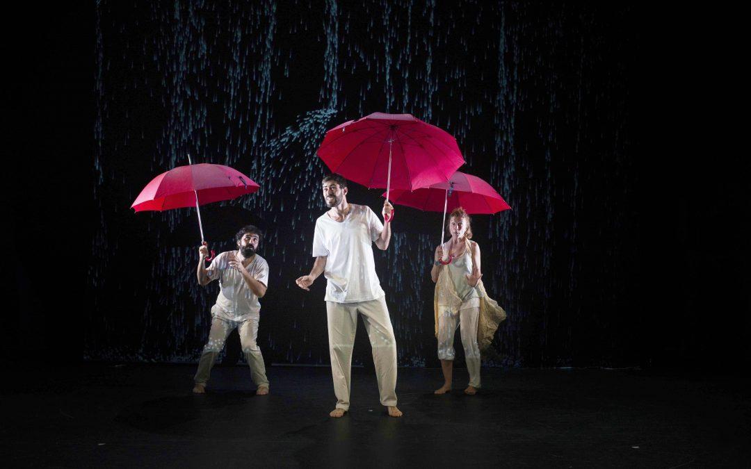 """Llega el espectáculo de teatro y danza """"Blowing"""" al Teatro Capitol de Cieza"""