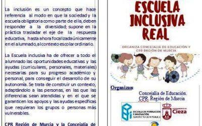 """Ponencia: """"Metodología inclusiva: Aprendizaje entre iguales"""""""