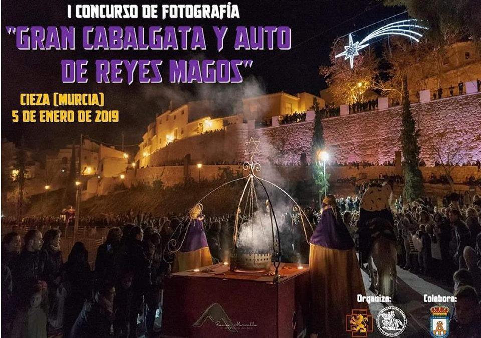 """I Concurso de Fotografía """"Gran Cabalgata y Auto de Reyes Magos"""""""