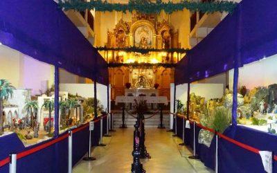 """La Cofradía de la Oración del Huerto y el Santo Sepulcro """"Los Dormis"""" inaugura este sábado su monumental belén"""
