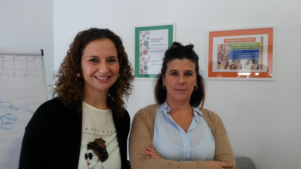 Profesionales de Yecla asistirán al Grupo de Apoyo a la crianza para implantar un proyecto similar en su municipio