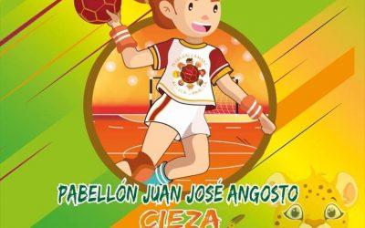 III jornada de Pequebalonmano que organiza el Club Escuela de Balonmano de Cieza