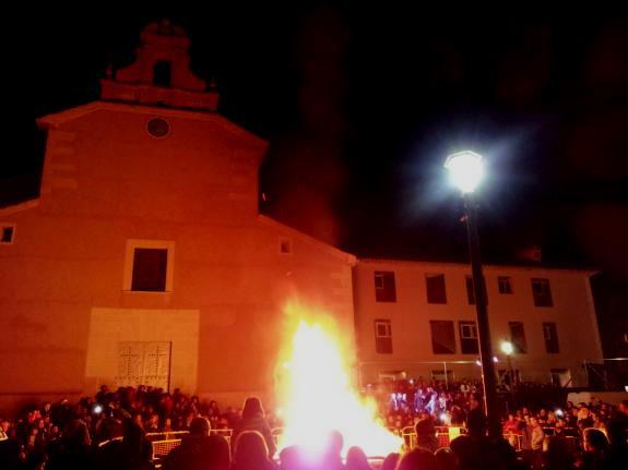 Comunicado oficial del Ayuntamiento de Cieza sobre las lumbres de San Antón