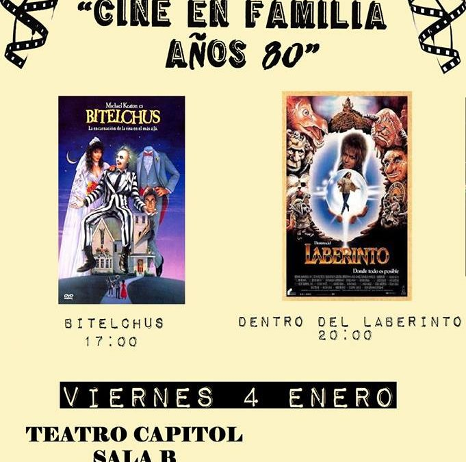 Cine en Familia en el Club Atalaya organizado por el Creadero