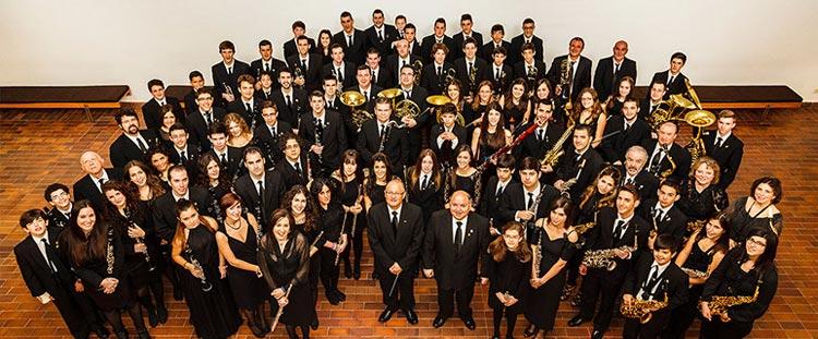 Concierto en el Capitol de la Banda Sinfónica Ogíjares de Granada