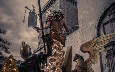 """""""La fotografía en la Semana Santa de Cieza"""" por José María Cámara Salmerón"""