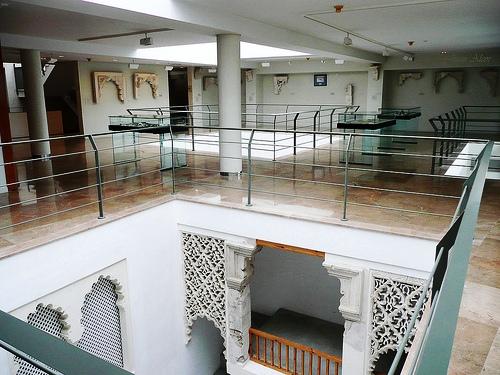 Foto de la tercera planta del Museo Municipal Siyâsa de Cieza.