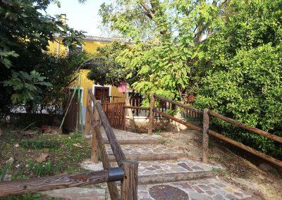 Imagen del alrededor de la Casa Rural la Atalaya, Cieza.