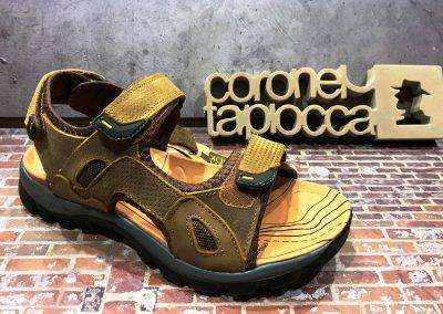 Sandalias y chanclas de la marca Coronel Tapiocca.