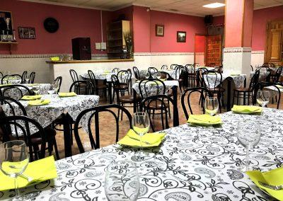 Fotografía del Salón Comedor de Restaurante Bar La Morena, Cieza.